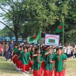 জগন্নাথপুরে যথাযোগ্য মর্যাদায় স্বাধীনতা দিবস পালন