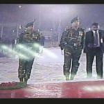 প্রথম প্রহরে শহীদ মিনারে রাষ্ট্রপতি-প্রধানমন্ত্রীর শ্রদ্ধা