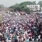 ছয়দফা দাবি জানিয়ে কোটা সংস্কারের আন্দোলন স্থগিত ঘোষণা