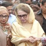 কুমিল্লার হত্যা মামলায় খালেদা জিয়ার জামিন নামঞ্জুর