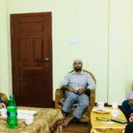 ৭নং ওয়ার্ড কাউন্সিলর পদপ্রার্থী সাঈদ আব্দুল্লাহ'র গনসংযোগ