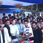 জগন্নাথপুরে ফুটবল লীগের ফাইনাল প্রতিযোগিতা সম্পন্ন