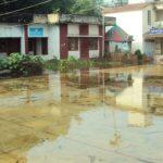 জগন্নাথপুরে বন্যায় ব্যাপক ক্ষতি, ৪৫ টি স্কুল বন্ধ