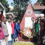 জগন্নাথপুরে যুদ্ধাহতদের সরকারি স্বীকৃতির দাবি জোরালো